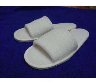 Тапочки одноразовые махровые люкс